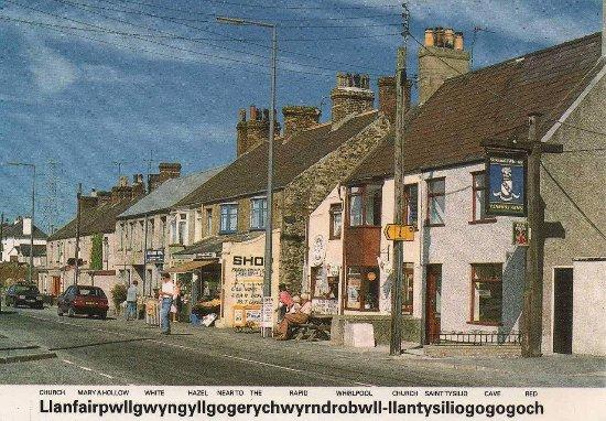 Llanfairpwllgwyngyll照片
