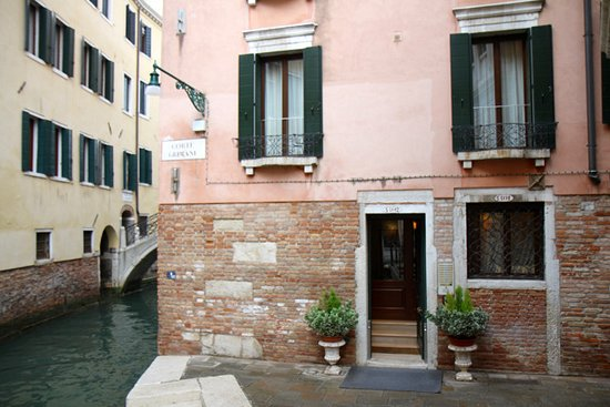 Residence Corte Grimani: Entrance