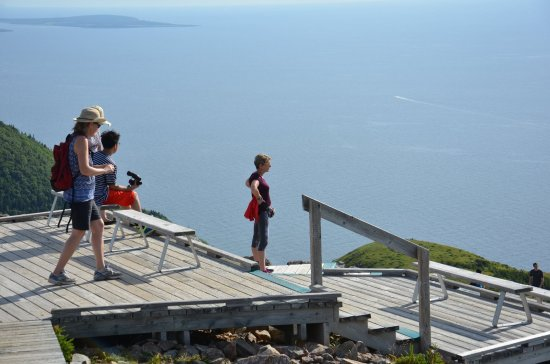 Cabot Trail: On top of the world