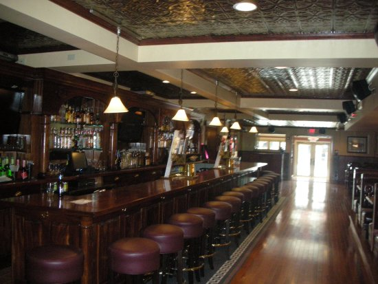 Phoenixville, Pensilvania: A beautiful classic Irish Pub atmosphere !!!