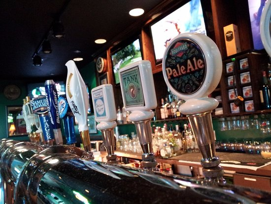 Leawood, KS: A variety of local, import, and seasonal beers always available.
