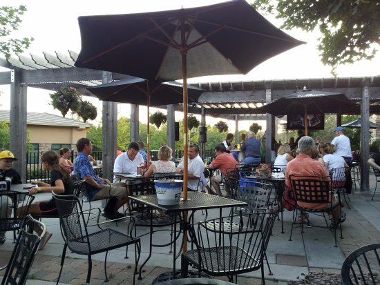 Leawood, KS: Enjoy our award-winning patio - voted best in KC