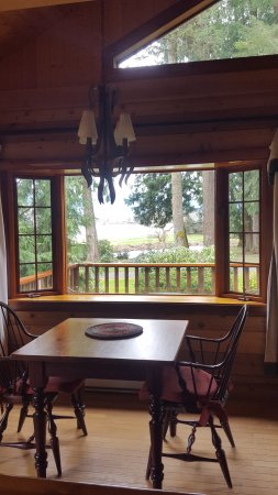 Rowena's Inn on the River: Fenn's cottage