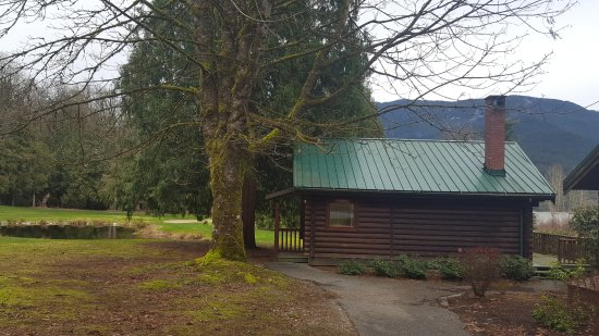 Harrison Mills, Canada: Fenn's cottage