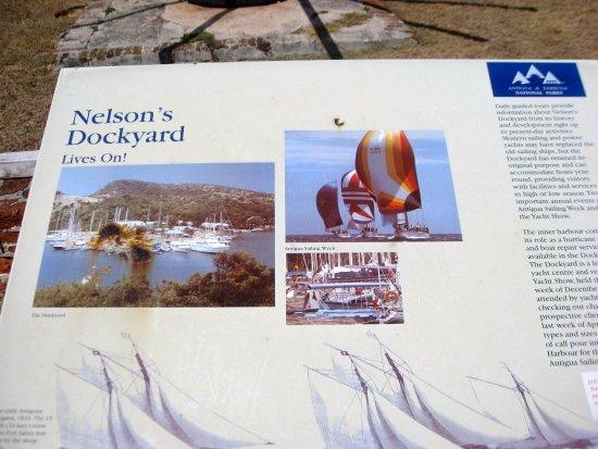 English Harbour, Antigua: Nelson's Dockyard - Antigua