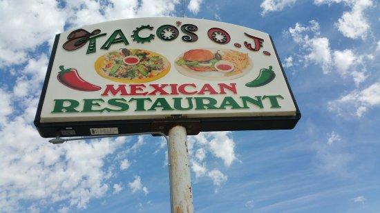 Fort Stockton, Τέξας: Local Eats in Ft. Stockton, TX