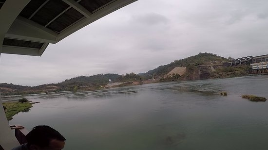 Thalat, Laos: The Nam Nuk Dam