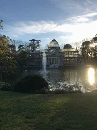 レティーロ公園