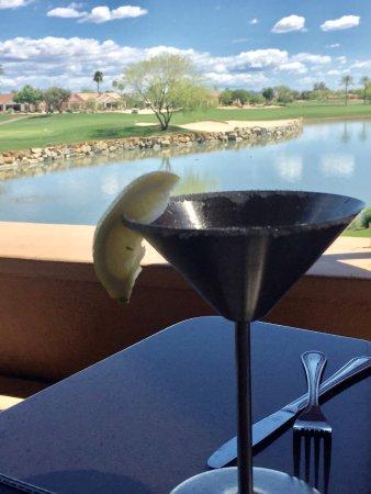 Surprise, AZ: A lemon drop to enjoy the view