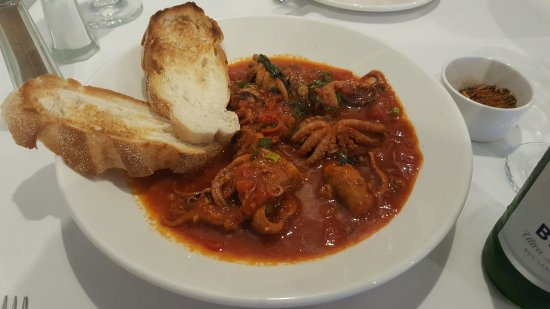 Italian Restaurant Rouse Hill