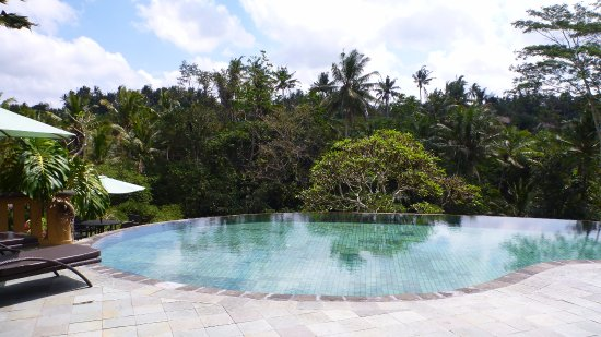 Villa Semana: beautiful infinity pool