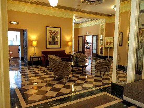 Ambador Hotel Lobby
