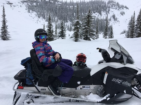 Golden, Kanada: Family Fun