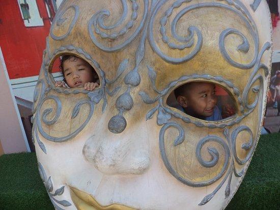 Cha-am, Tailândia: salah satu sudut di the venezia