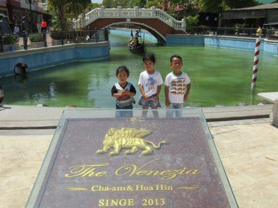 Cha-am, Tailândia: pangkalan gondola