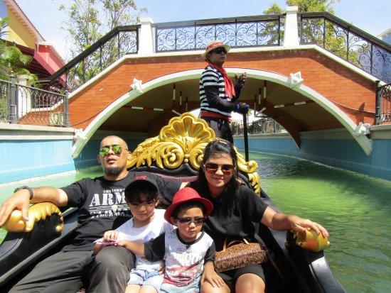 Cha-am, Tailândia: daiatas gondola