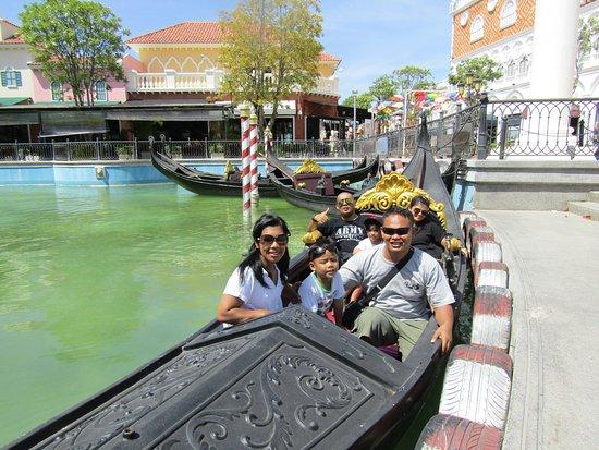 Cha-am, Tailândia: diatas gondola