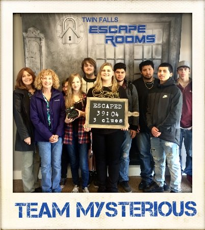 Twin Falls Escape Rooms