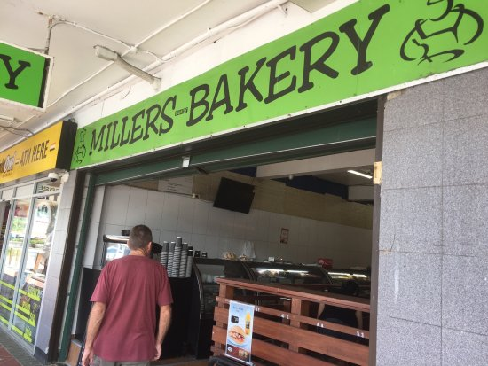 Lismore, Australien: Great Bakery