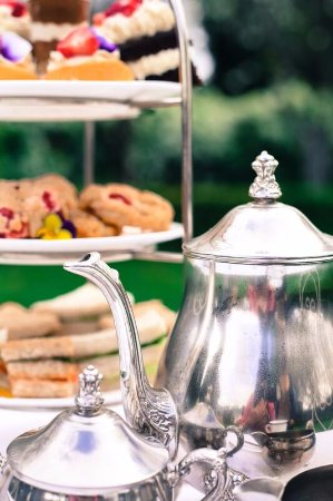 Martinborough, Neuseeland: High Tea