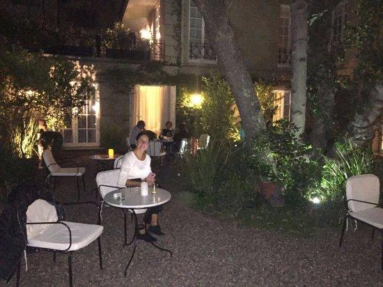 Le Rêve Boutique Hotel: Jardin interno