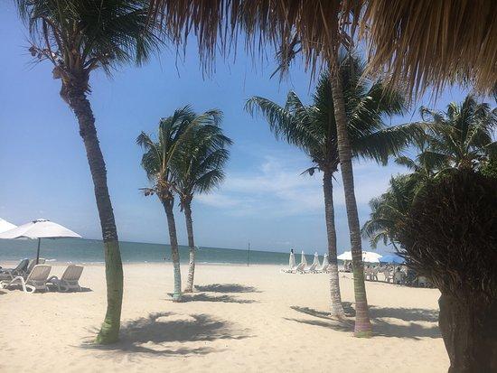 Casa Caribe El Yaque: Playa El yaque. Wir waren das 4. x dort und es gefällt uns einfach super ...