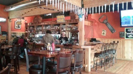 The Loft : Bar. Burgers and drinks