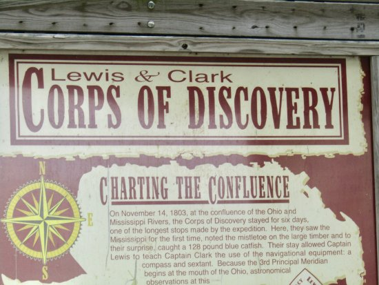 Cairo, IL: Lewis and Clark