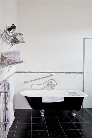 Martinborough, New Zealand: Petit Bathroom