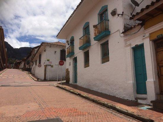 La Candelaria: A Typical house