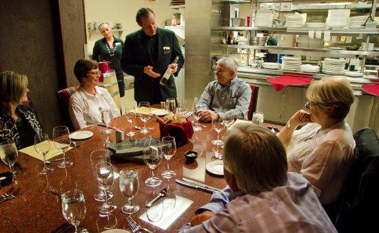 Walla Walla, WA: Book an Exclusive Chef's Table Experience.