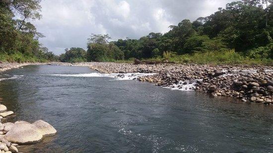 La Virgen, Costa Rica: River trail