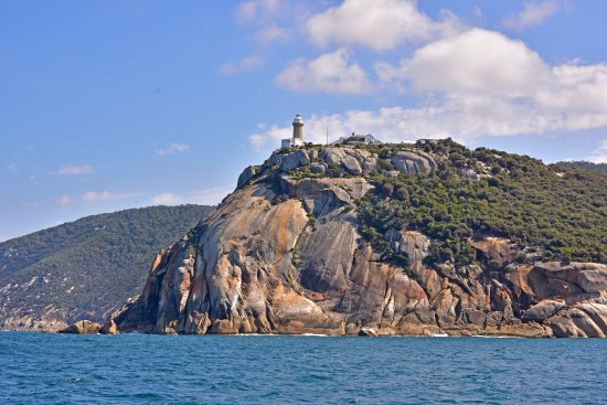 Cowes, Australië: Wilsons Promontory Lighthouse