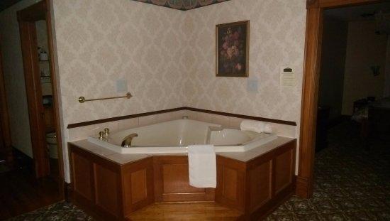 Lodi, WI: Jacuzzi tub