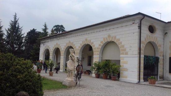 Carbonera, Itália: Barchessa