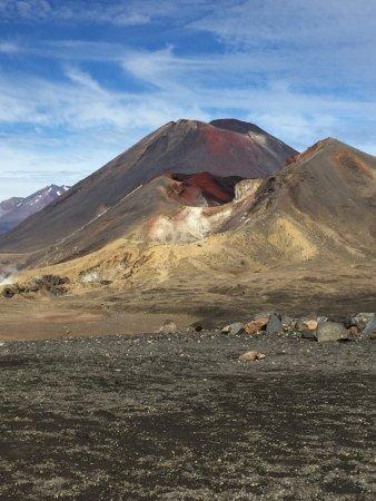 Tongariro National Park, นิวซีแลนด์: Mount Doom
