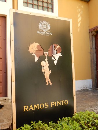 Vinicola Ramos Pinto: The port of love.