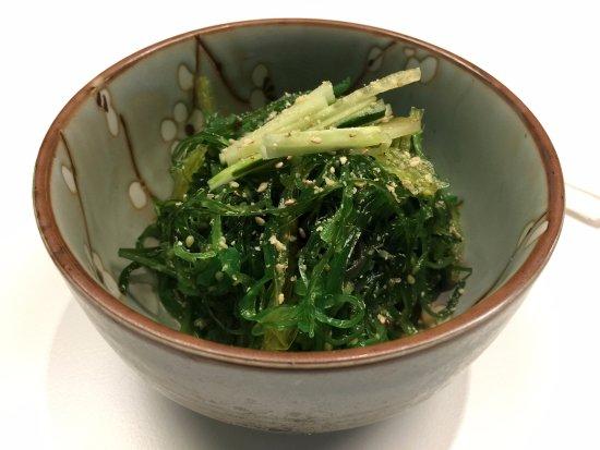 Ньюмаркет, Канада: Seaweed Salad