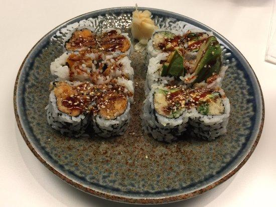 Ньюмаркет, Канада: Veggie Maki Rolls