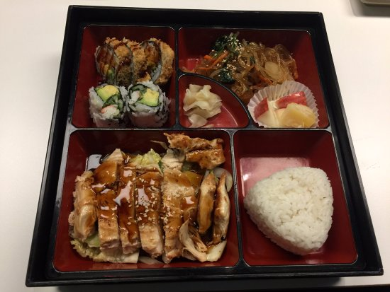 Newmarket, Canada: Chicken Teriyaki Bento Box