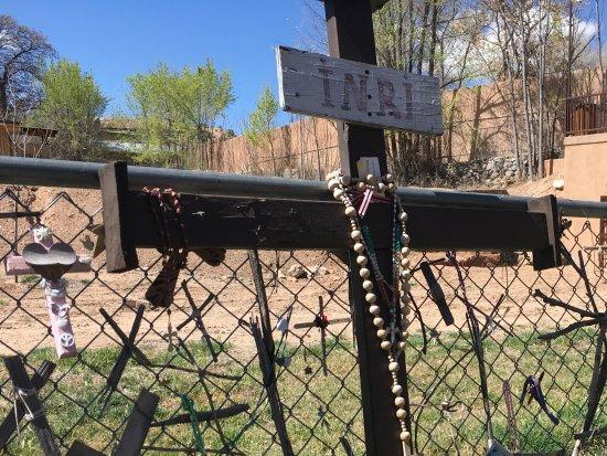 Ranchos De Taos, NM: Pilgrimages to Chimayo during Easter