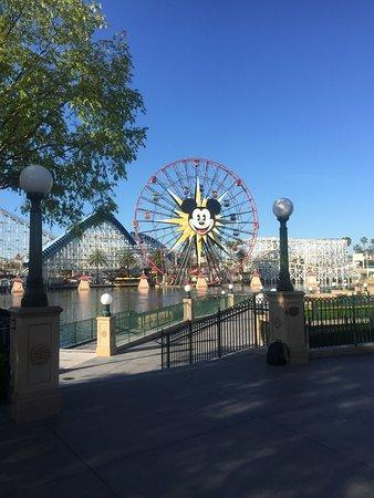 迪士尼加州冒險樂園照片