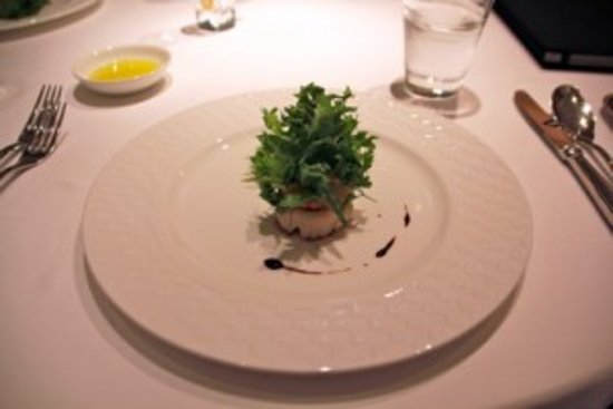 Restaurant L'asse: Set price multi-course meal