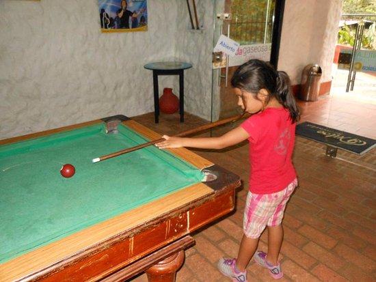 Rionegro, Colombie : mesa de mini-billar