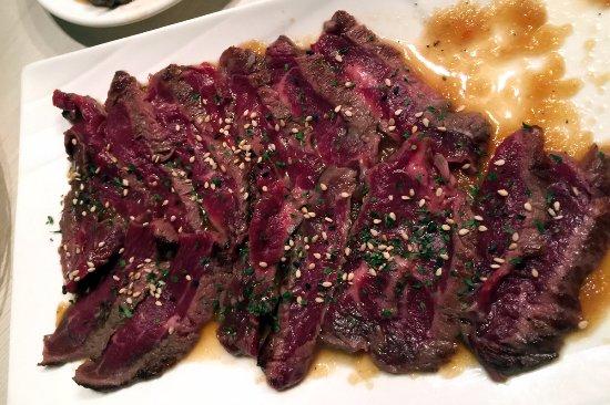 Belleville, Canada: Beef Tartarki