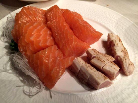Belleville, Canadá: Sashimi