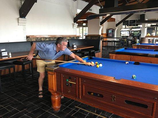 Jindabyne, Australia: Plenty of pool tables