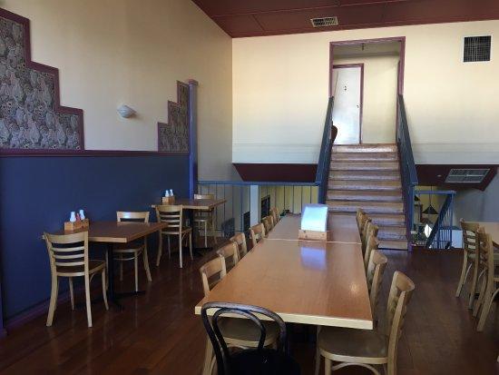 แอลบิวรี, ออสเตรเลีย: First floor view
