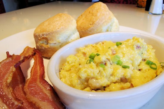 Weekend Brunch at Lucky 32 Southern Kitchen in Cary