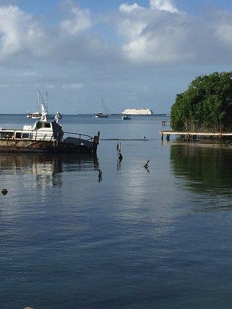 Placencia, Belice: Kayak Belize